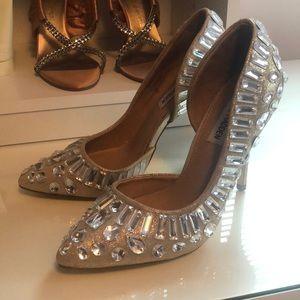 Glamorous heels